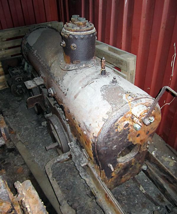 Derelict Engines
