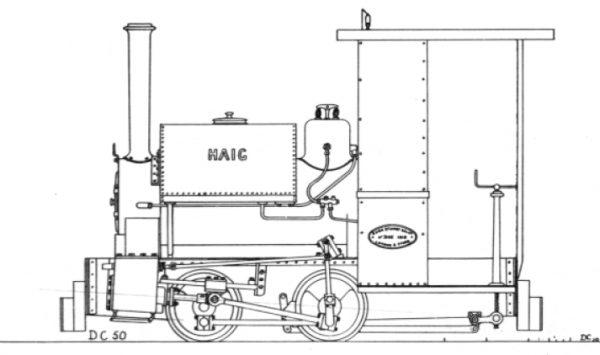 """KS """"Wren"""" class engine Diagram"""